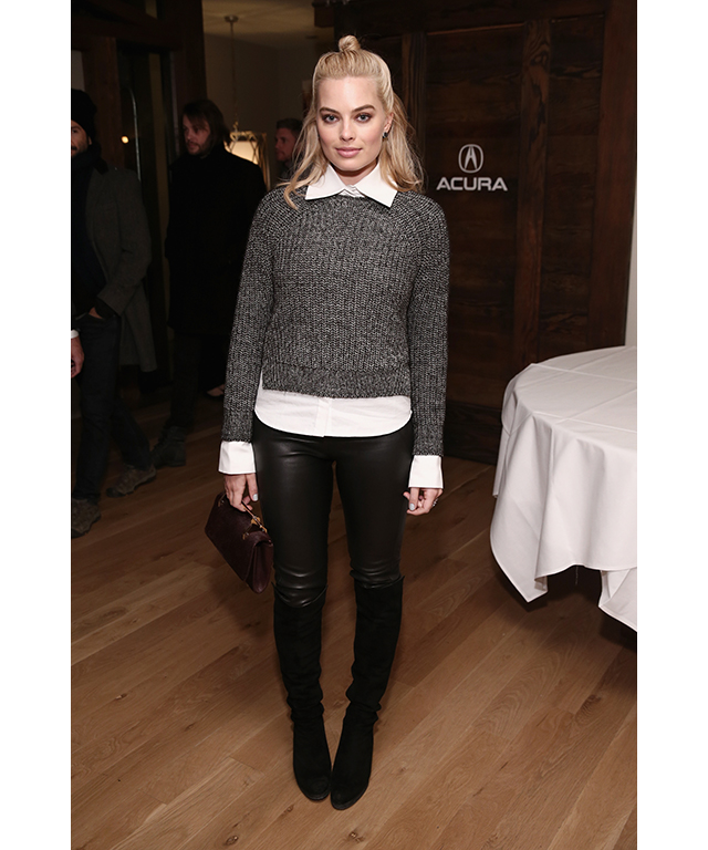 At the 'Z for Zachariah' dinner in Park City, Utah, January 24, 2015