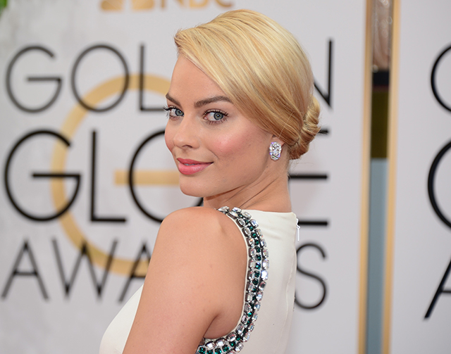 At the71st annual Golden Globe Awards, January 12 2014