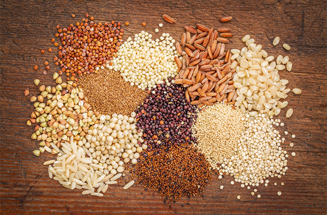 eating well whole grains