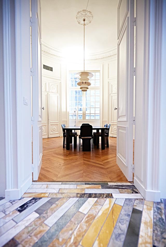 Celine Paris HQ — Entrance