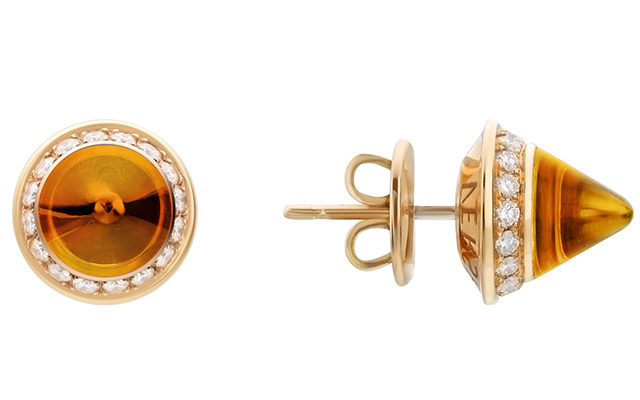 Versace Virya Studs, Dhs12,000