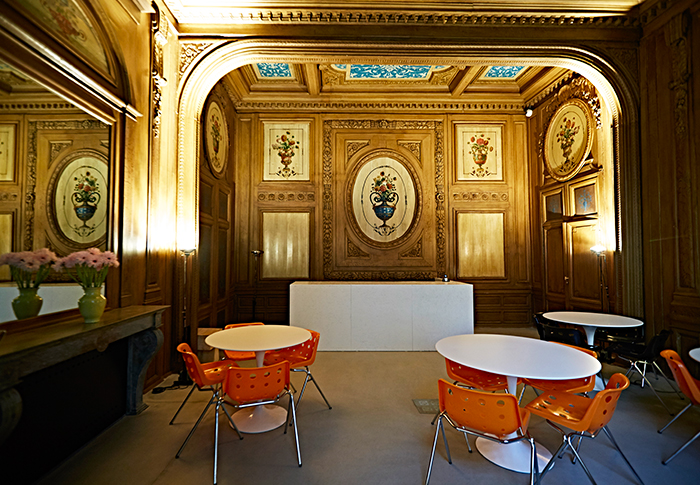 Celine Paris HQ — Mazarin's Study