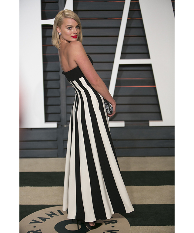 At the 2015 Vanity Fair Oscar Party, February 22, 2015
