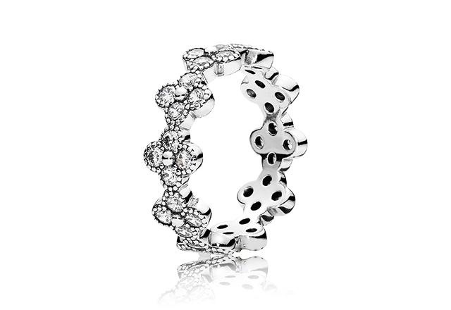 Oriental Blossom ring