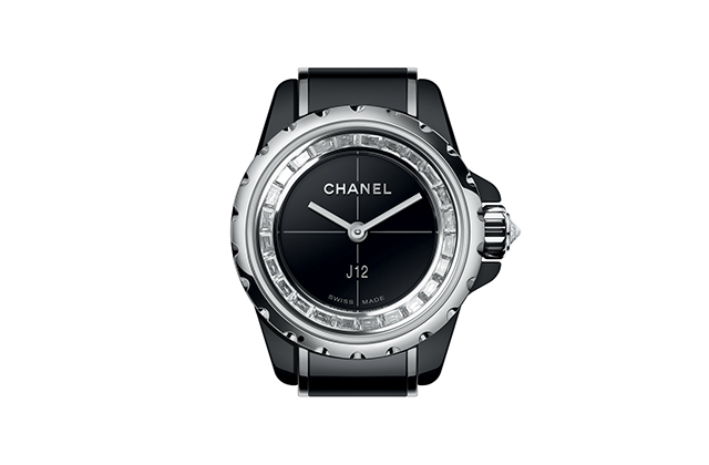 Chanel J12-XS High Jewellery Ring Watch