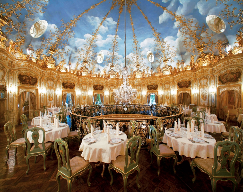 best restaurants TURANDOT Moscow