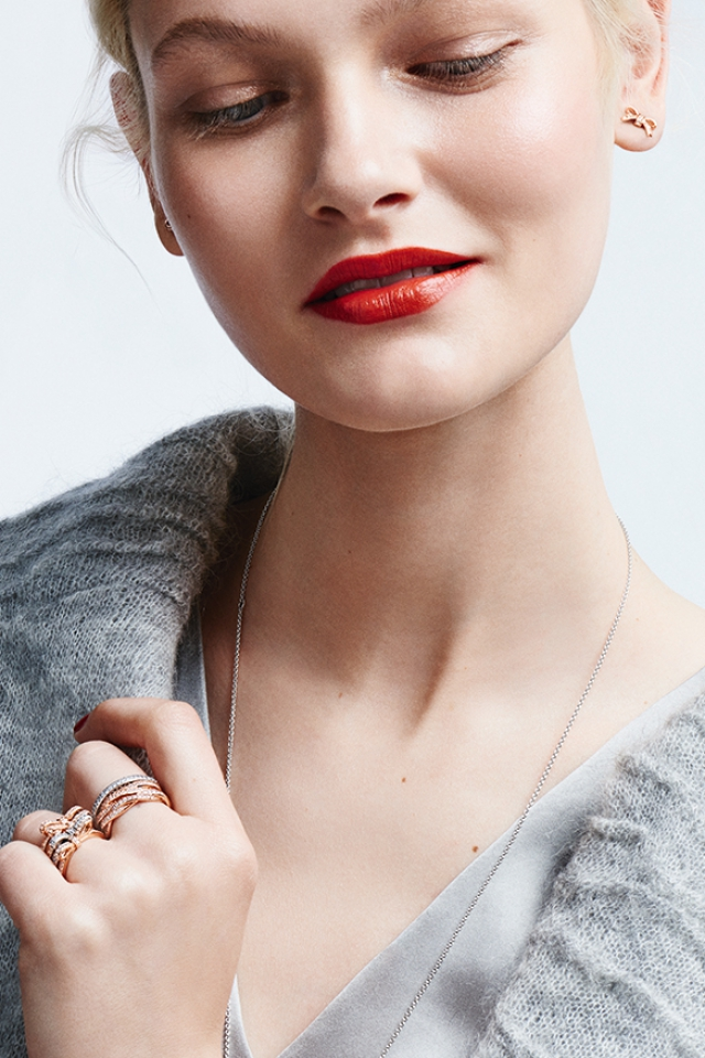 PANDORA Rose collection: 3 ways to wear