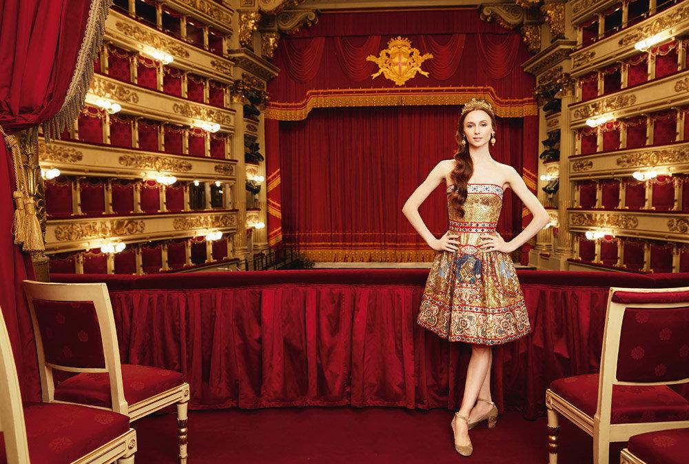 The Bolshoi Theatre prima Svetlana Zakharova on sprinter artists, Japanese mentality, and her craving to play vivid personalities
