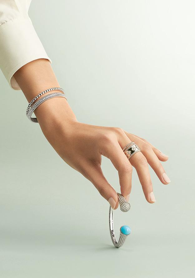 Van Cleef & Arpels unveils new Perlée bracelets