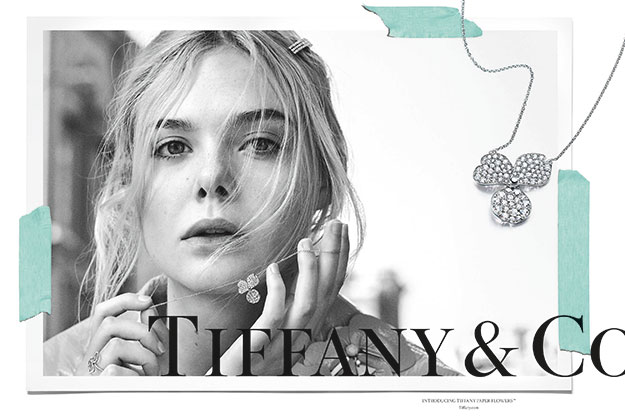 Tiffany & Co.'s precious new blooms will set your heart aflutter