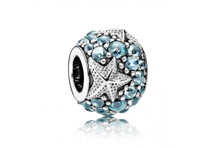 PANDORA Summer 2016: Oceanic wonders and an oriental touch