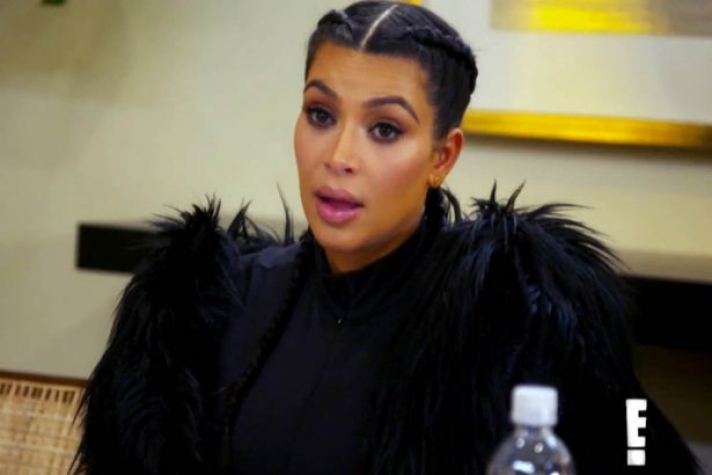 "Kim Kardashian admits she was ""uncomfortable"" with Kylie Jenner dating Tyga"