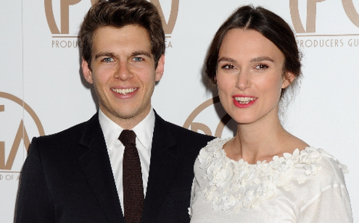 Where is the money, James? Keira Knightley earns 100 times more than her husband